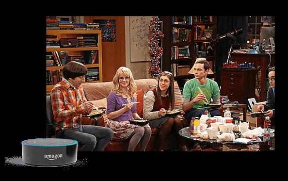 DISH Hands Free TV - Control Your TV with Amazon Alexa - Ponca City, OK - A&E Satellites - DISH Authorized Retailer